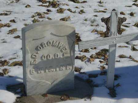 CROMWELL, FREEDOM D. - Valley County, Nebraska | FREEDOM D. CROMWELL - Nebraska Gravestone Photos