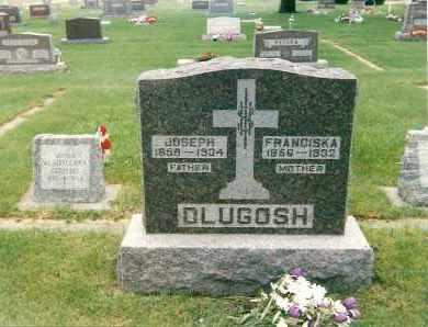 DLUGOSH, FRANCISKA - Valley County, Nebraska | FRANCISKA DLUGOSH - Nebraska Gravestone Photos