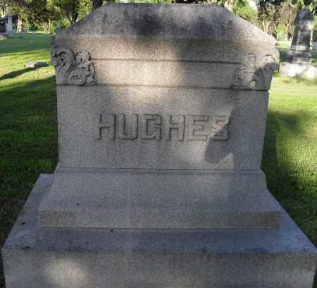 HUGHES, FAMILY STONE - Valley County, Nebraska | FAMILY STONE HUGHES - Nebraska Gravestone Photos