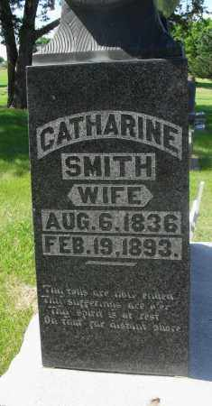 BLANSET SMITH, CATHERINE - Valley County, Nebraska | CATHERINE BLANSET SMITH - Nebraska Gravestone Photos