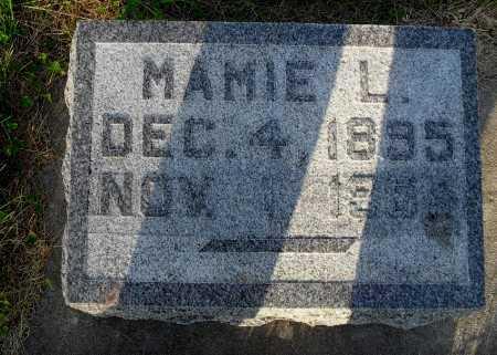 SMITH, MAMIE L - Valley County, Nebraska | MAMIE L SMITH - Nebraska Gravestone Photos