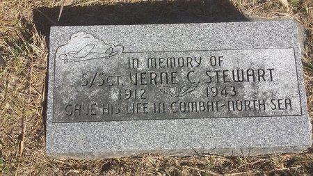 STEWART, VERNE - Valley County, Nebraska   VERNE STEWART - Nebraska Gravestone Photos
