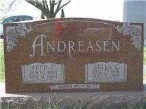 ANDREASEN, DELLA C. - Washington County, Nebraska | DELLA C. ANDREASEN - Nebraska Gravestone Photos