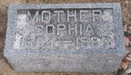 RABE FAUSS, SOPHIA - Washington County, Nebraska   SOPHIA RABE FAUSS - Nebraska Gravestone Photos
