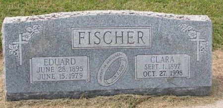 FISCHER, EDUARD - Washington County, Nebraska | EDUARD FISCHER - Nebraska Gravestone Photos