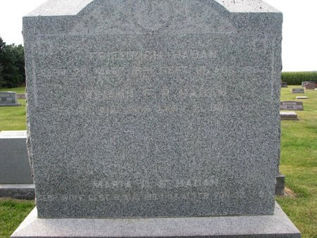 HADAN, MARIA - Washington County, Nebraska | MARIA HADAN - Nebraska Gravestone Photos