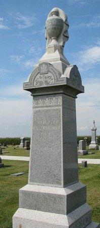 HAGERBAUMER, CHARLOTTE - Washington County, Nebraska   CHARLOTTE HAGERBAUMER - Nebraska Gravestone Photos