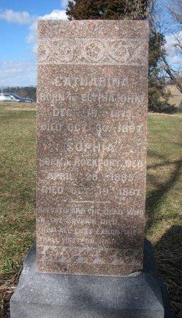 JOHANSENN, SOPHIA - Washington County, Nebraska   SOPHIA JOHANSENN - Nebraska Gravestone Photos