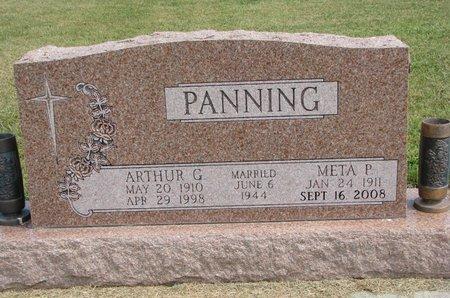 WENDE PANNING, META P. - Washington County, Nebraska | META P. WENDE PANNING - Nebraska Gravestone Photos