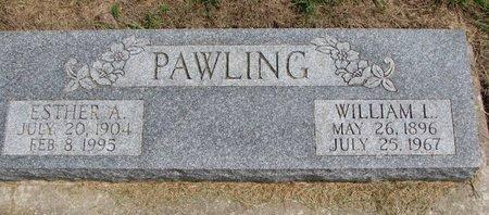 STUENKEL PAWLING, ESTHER A. - Washington County, Nebraska | ESTHER A. STUENKEL PAWLING - Nebraska Gravestone Photos