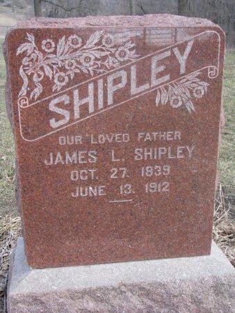 SHIPLEY, JAMES L. - Washington County, Nebraska   JAMES L. SHIPLEY - Nebraska Gravestone Photos