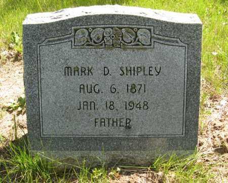 SHIPLEY, MARK D. - Washington County, Nebraska | MARK D. SHIPLEY - Nebraska Gravestone Photos