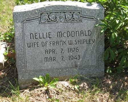 SHIPLEY, NELLIE - Washington County, Nebraska   NELLIE SHIPLEY - Nebraska Gravestone Photos