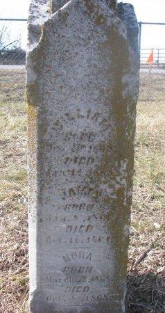 SHIPLEY, WILLIAM - Washington County, Nebraska | WILLIAM SHIPLEY - Nebraska Gravestone Photos