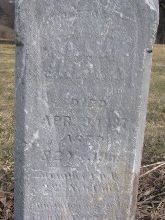 SHIPLEY, WILLIAM A. (CLOSE UP) - Washington County, Nebraska | WILLIAM A. (CLOSE UP) SHIPLEY - Nebraska Gravestone Photos