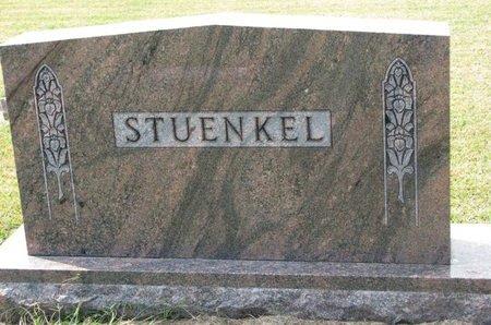 STUENKEL, *FAMILY MONUMENT - Washington County, Nebraska | *FAMILY MONUMENT STUENKEL - Nebraska Gravestone Photos