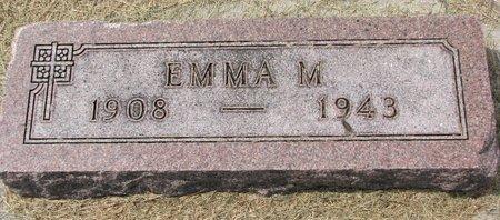 STUENKEL, EMMA M. - Washington County, Nebraska | EMMA M. STUENKEL - Nebraska Gravestone Photos