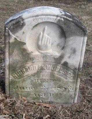 WOOLSEY, RICHARD M. - Washington County, Nebraska   RICHARD M. WOOLSEY - Nebraska Gravestone Photos