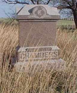 CHAMBERS, . - Wayne County, Nebraska | . CHAMBERS - Nebraska Gravestone Photos