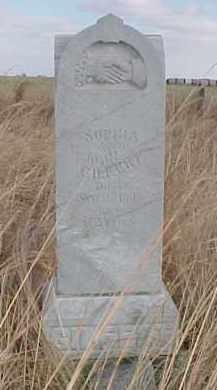 GILFERT, SOPHIA - Wayne County, Nebraska   SOPHIA GILFERT - Nebraska Gravestone Photos