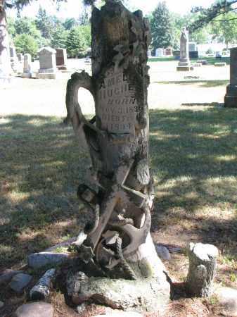 HUGHES, AMELIA - Wayne County, Nebraska   AMELIA HUGHES - Nebraska Gravestone Photos