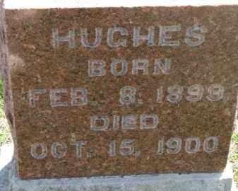 HUGHES, LAWRENCE - Wayne County, Nebraska   LAWRENCE HUGHES - Nebraska Gravestone Photos