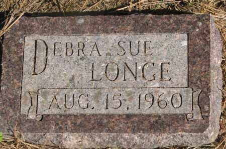 LONGE, DEBRA SUE - Wayne County, Nebraska   DEBRA SUE LONGE - Nebraska Gravestone Photos
