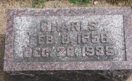 MILLER, CHARLS - Wayne County, Nebraska   CHARLS MILLER - Nebraska Gravestone Photos