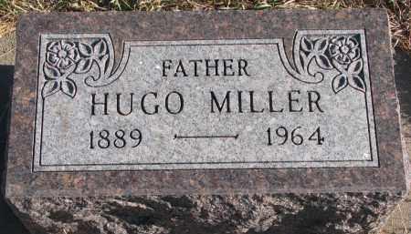 MILLER, HUGO - Wayne County, Nebraska | HUGO MILLER - Nebraska Gravestone Photos