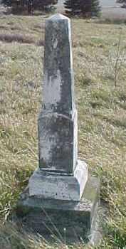 MILLER, MRS. ELEANORA - Wayne County, Nebraska   MRS. ELEANORA MILLER - Nebraska Gravestone Photos