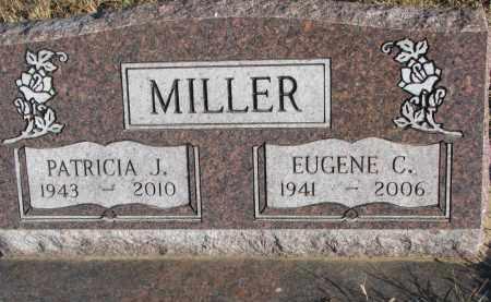 MILLER, PATRICIA J. - Wayne County, Nebraska | PATRICIA J. MILLER - Nebraska Gravestone Photos
