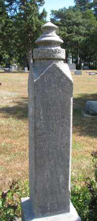 NELSEN, CHRISTINE - Wayne County, Nebraska   CHRISTINE NELSEN - Nebraska Gravestone Photos