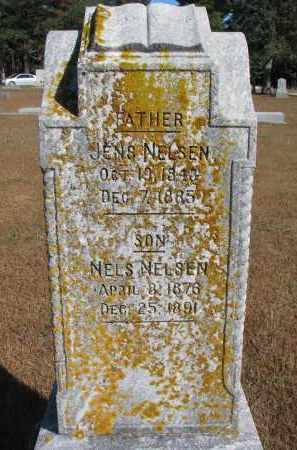 NELSEN, NELS - Wayne County, Nebraska | NELS NELSEN - Nebraska Gravestone Photos