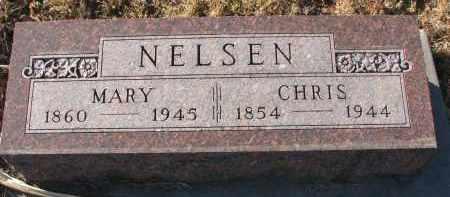 NELSEN, MARY - Wayne County, Nebraska | MARY NELSEN - Nebraska Gravestone Photos