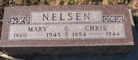 PETERSON NELSEN, MARY - Wayne County, Nebraska | MARY PETERSON NELSEN - Nebraska Gravestone Photos