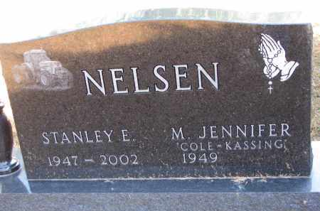NELSEN, M. JENNIFER - Wayne County, Nebraska | M. JENNIFER NELSEN - Nebraska Gravestone Photos