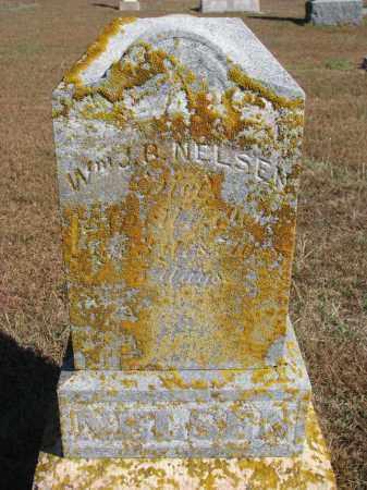 NELSEN, WILLIAM J.B. - Wayne County, Nebraska | WILLIAM J.B. NELSEN - Nebraska Gravestone Photos