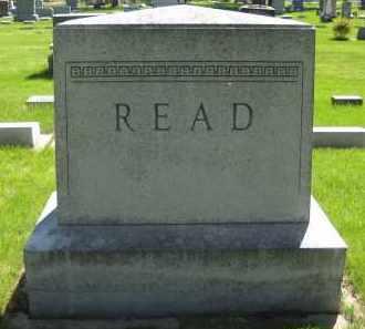 READ, FAMILY STONE - York County, Nebraska   FAMILY STONE READ - Nebraska Gravestone Photos