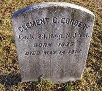 CORDERY, CLEMENT C. - Atlantic County, New Jersey | CLEMENT C. CORDERY - New Jersey Gravestone Photos