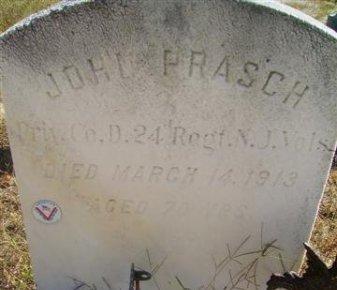 PRASCH, JOHN - Atlantic County, New Jersey   JOHN PRASCH - New Jersey Gravestone Photos