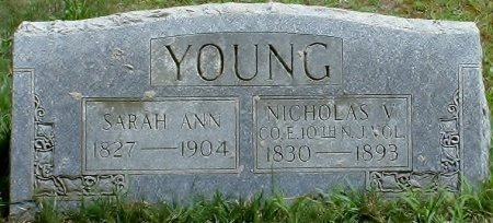 YOUNG, NICHOLAS V. - Atlantic County, New Jersey | NICHOLAS V. YOUNG - New Jersey Gravestone Photos