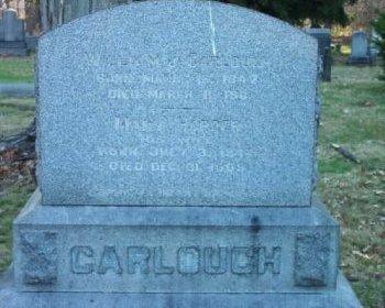 CARLOUGH, WILLIAM J. - Bergen County, New Jersey   WILLIAM J. CARLOUGH - New Jersey Gravestone Photos