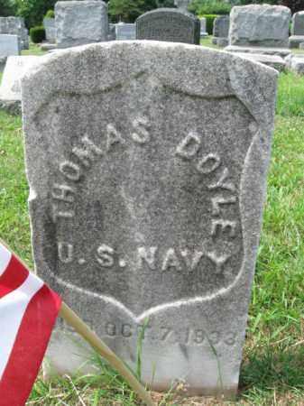 DOYLE, THOMAS - Bergen County, New Jersey   THOMAS DOYLE - New Jersey Gravestone Photos