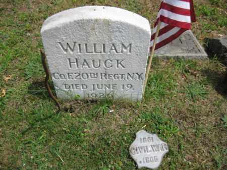 HAUCK (HAUG), WILLIAM - Bergen County, New Jersey | WILLIAM HAUCK (HAUG) - New Jersey Gravestone Photos