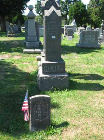 HEALY, ALFRED S. - Bergen County, New Jersey | ALFRED S. HEALY - New Jersey Gravestone Photos