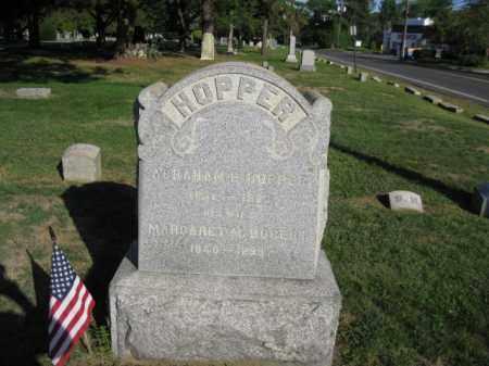 HOPPER, ABRAHAM - Bergen County, New Jersey | ABRAHAM HOPPER - New Jersey Gravestone Photos