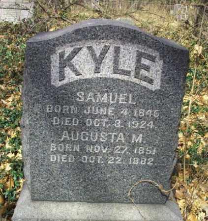 KYLE, SAMUEL - Bergen County, New Jersey | SAMUEL KYLE - New Jersey Gravestone Photos