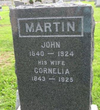 MARTIN, JOHN - Bergen County, New Jersey | JOHN MARTIN - New Jersey Gravestone Photos
