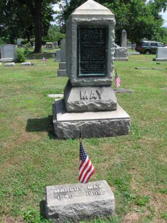 MAY, MARCUS - Bergen County, New Jersey | MARCUS MAY - New Jersey Gravestone Photos
