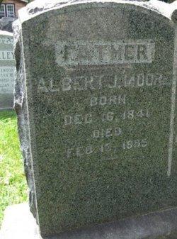 MOORE, ALBERT J. - Bergen County, New Jersey | ALBERT J. MOORE - New Jersey Gravestone Photos